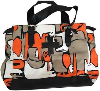JC de CASTELBAJAC Multicolour Cotton Handbags