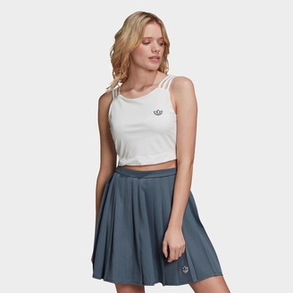adidas Women's Strappy Cropped Tank