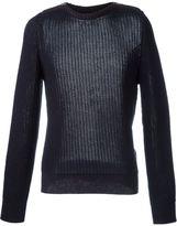 Maison Margiela chunky knit jumper