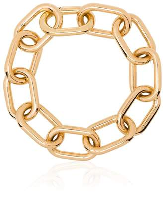 Rosa De La Cruz 18kt yellow gold chunky chain bracelet