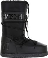 Moschino Nylon Snow Boots