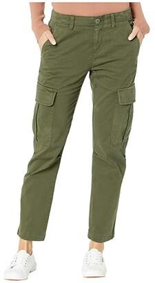 Sanctuary Squad Crop (Aged Green) Women's Casual Pants