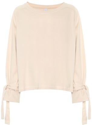 Varley Osprey cotton-blend sweatshirt