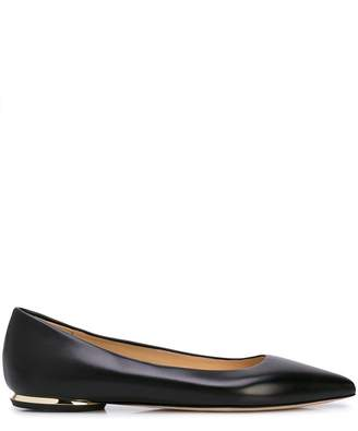 Marion Parke pointed ballerina shoes