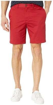 Original Penguin 8 Slim Basic Stretch Shorts (Ballad Blue) Men's Shorts