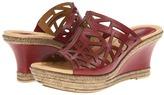 Earth Sugarpine (Regal Red) - Footwear