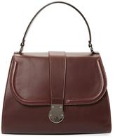 RED Valentino Solid Leather Shoulder Bag