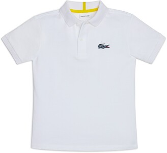 Lacoste Kids' National Geographic(R) Pique Polo