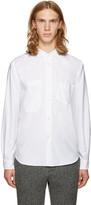 Junya Watanabe Reversible White Pocket Shirt