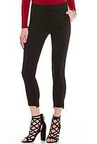 Stoosh Step Hem Woven Stretch Trousers