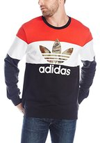 adidas Men's Block It Out Crew Sweatshirt