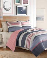 Nautica Angler Cotton King Quilt Bedding