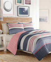 Nautica Angler Cotton Twin Quilt Bedding