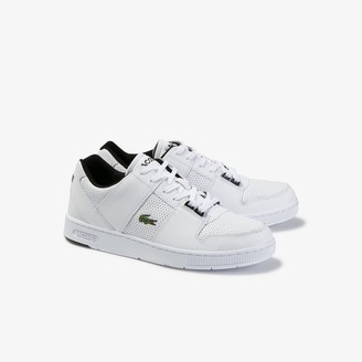 Lacoste Men's Thrill Perforated Leather Sneakers