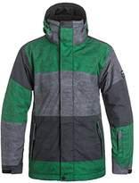 Quiksilver Snow Men's Mission Printed 17 Jacket