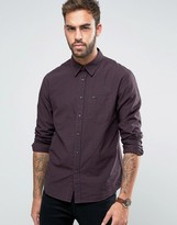 Lee Small Check Slim Fit Shirt