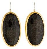 Gurhan Obsidian Drop Earrings