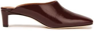 ATP ATELIER Tasso 45 Patent-leather Mules