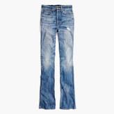 Madewell Rivet & Thread Skinny Flare Jeans