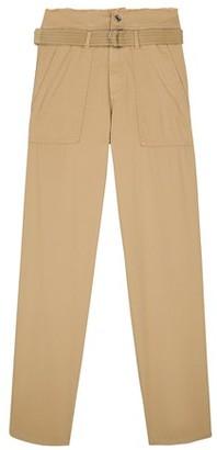 Vanessa Bruno Cotton high waist Epagny trousers