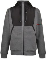 Cruyff Zip Through Hooded Sweatshirt