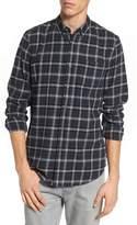 AG Jeans Men's Grady Slim Fit Plaid Sport Shirt