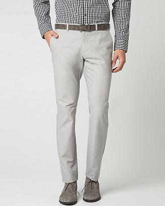 Le Château Cotton Blend Slim Leg Pant