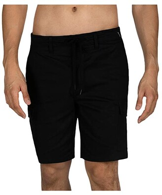 Hurley 20 One Only Cargo Shorts (Black) Men's Shorts