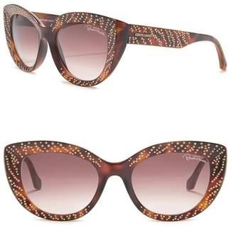 Roberto Cavalli Chitignano 54mm Cat Eye Sunglasses