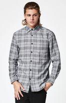 LIRA Duvall Plaid Flannel Long Sleeve Button Up Shirt