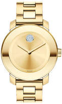 Movado Bold Bold Goldtone Museum Dial Watch