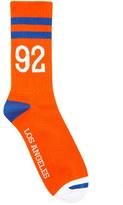 Forever 21 Men 92 Graphic Crew Socks