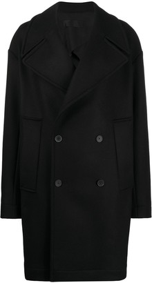 Haider Ackermann Double Breasted Coat