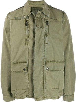 Zadig & Voltaire Kido military-style jacket