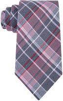 Calvin Klein Men's Schoolboy Plaid Tie