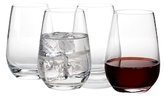 Villeroy & Boch Voice Basic Stemless Long Drink Glasses (Set of 4)