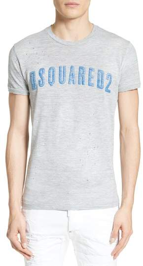 DSQUARED2 Logo Graphic T-Shirt