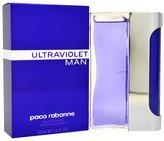 Puig Ultraviolet Men Eau-de-toilette Spray by Paco Rabanne, 3.4 Ounce