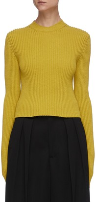 Bottega Veneta Rib knit sweater