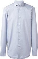 HUGO BOSS classic long sleeve shirt - men - Cotton - 38
