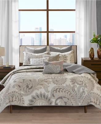 Ink+Ivy Mira 3-Pc. Full/Queen Cotton Coverlet Set Bedding