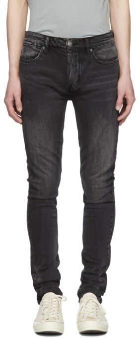 Black Van Winkle Angst Jeans