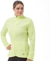 adidas Womens Supernova Storm Formotion Climastorm Running Jacket Frozen Yellow