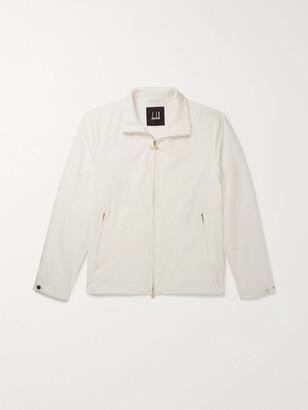 Dunhill Silk Bomber Jacket