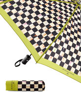 Mackenzie Childs MacKenzie-Childs Courtly Check Travel Umbrella