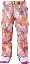 Burton Elite Cargo Snowboard Pants - Waterproof, Insulated (For Little and Big Girls)