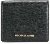 MICHAEL Michael Kors 'Jet Set Travel' square wallet