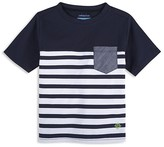 Andy & Evan Boys' Striped Pocket Tee - Baby