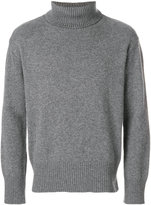 Societe Anonyme Charles '17 roll neck jumper