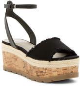 G by Guess Baker Platform Wedge Sandal